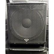 Cerwin-Vega P-Series P1800SX 18in Powered Speaker