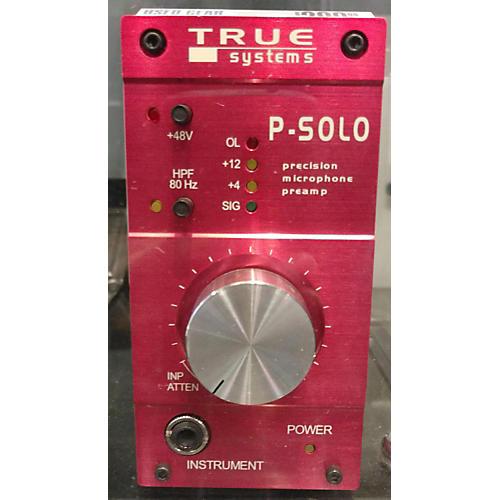True Systems P-Solo Audio Converter