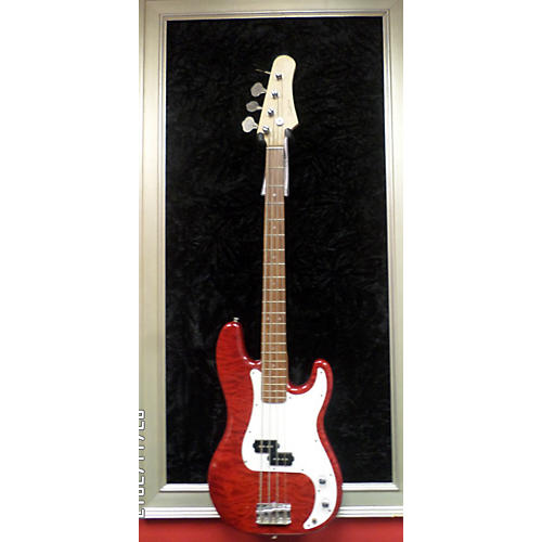 Tradition P Style Electric Bass Guitar