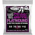 Ernie Ball P02811 Power Slinky Flatwound Bass Strings thumbnail