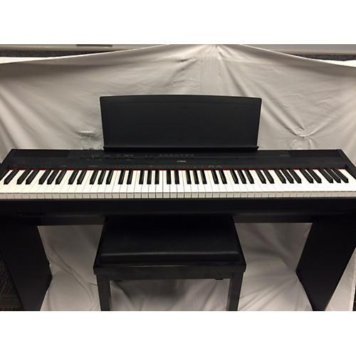 Used yamaha p115 keyboard workstation guitar center for Yamaha p115 stand