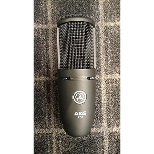 AKG P120 Project Studio Condenser Microphone-thumbnail