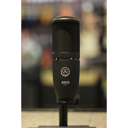 AKG P120 Project Studio Condenser Microphone-thumbnail