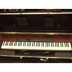 used yamaha p120 stage piano guitar center. Black Bedroom Furniture Sets. Home Design Ideas
