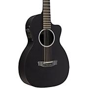 Rainsong P12S Parlor Satin Acoustic-Electric Guitar