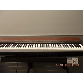 used yamaha p155 88 key digital piano guitar center. Black Bedroom Furniture Sets. Home Design Ideas