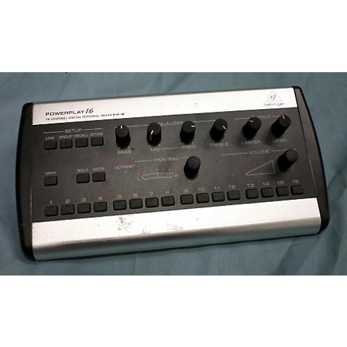 Behringer P16M Digital Mixer-thumbnail