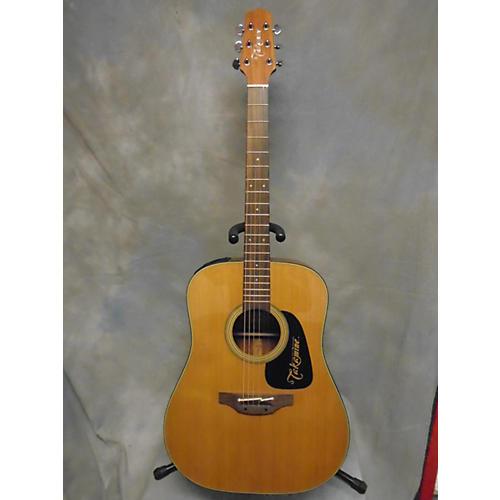 Takamine P1D Acoustic Electric Guitar-thumbnail