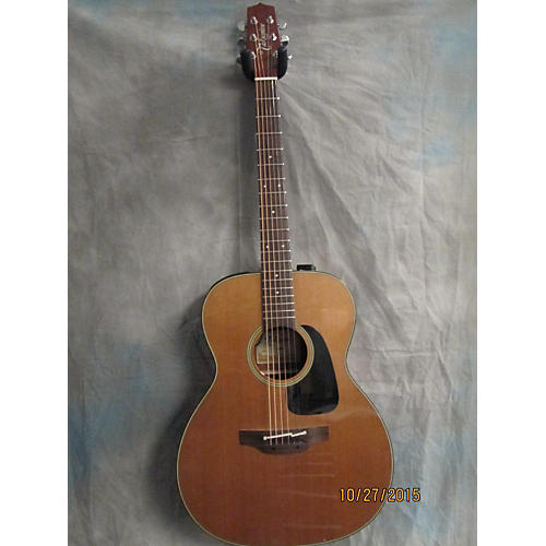 Takamine P1M Acoustic Electric Guitar-thumbnail