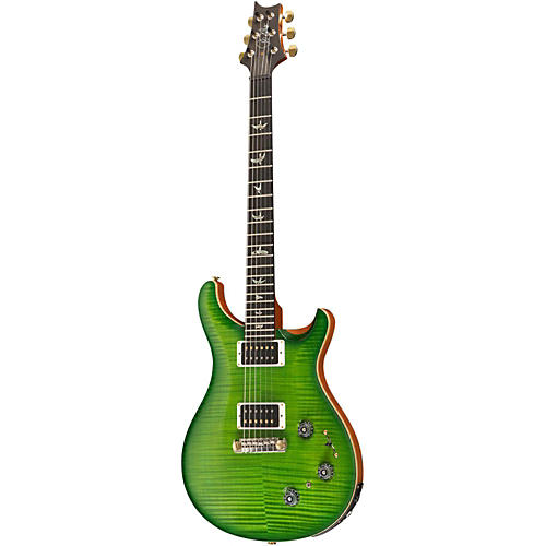 PRS P22 Flame Artist Package Electric Guitar Eriza Verde