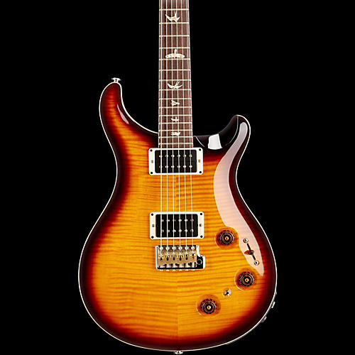 PRS P22 Flame Maple 10 Top Electric Guitar with Tremolo Mccarty Tobacco Sunburst-thumbnail
