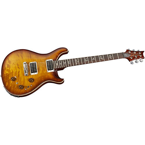 PRS P22 Quilt Maple Top Electric Guitar Gold Burst Nickel Hardware