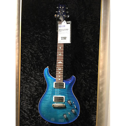 PRS P22 Solid Body Electric Guitar makena blue