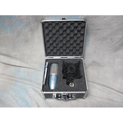 AKG P220 Project Studio Condenser Microphone-thumbnail