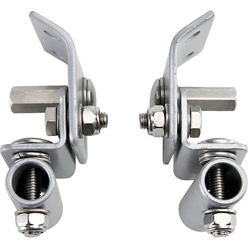 Dynasty P23-STILT tilters, pair with hardware for snare drum-thumbnail