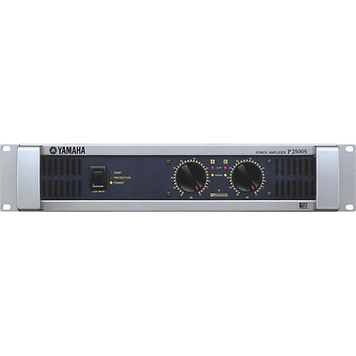 Yamaha P2500S Dual Channel Power Amp-thumbnail