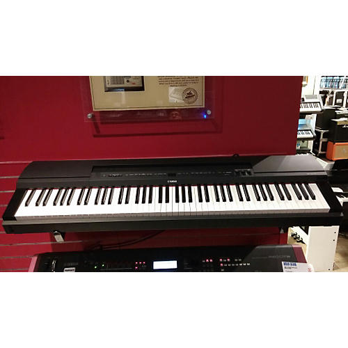 Yamaha P255 Digital Piano Black