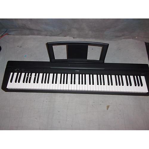 used yamaha p35 88 key digital piano guitar center. Black Bedroom Furniture Sets. Home Design Ideas
