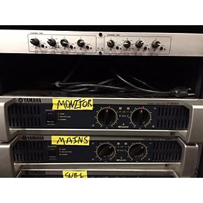used yamaha p3500s power amplifier power amp guitar center. Black Bedroom Furniture Sets. Home Design Ideas