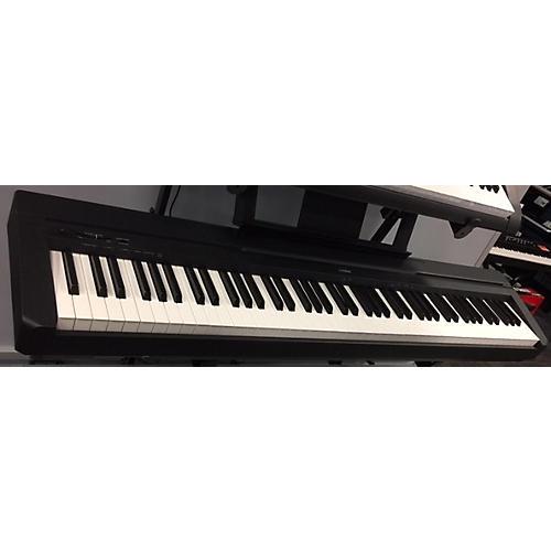used yamaha p35b arranger keyboard guitar center. Black Bedroom Furniture Sets. Home Design Ideas