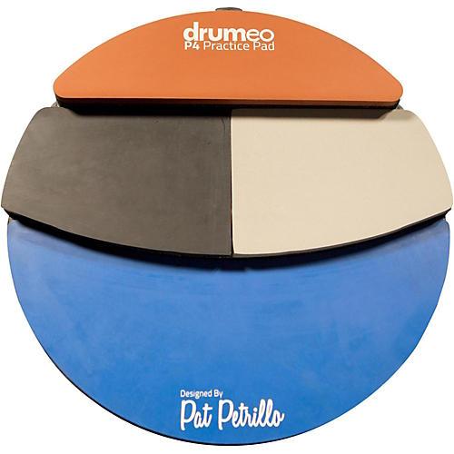 Drumeo P4 Practice Pad-thumbnail