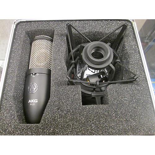 AKG P420 Project Studio Condenser Microphone-thumbnail
