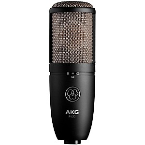 AKG P420 Project Studio Condenser Microphone by AKG