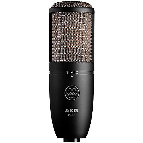 AKG P420 Project Studio Condenser Microphone-thumbnail