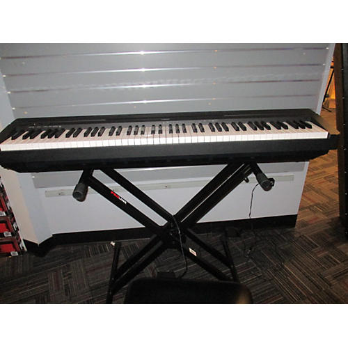 used yamaha p45 digital piano guitar center. Black Bedroom Furniture Sets. Home Design Ideas