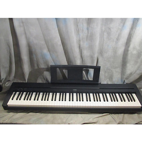 Yamaha P45B Portable Keyboard