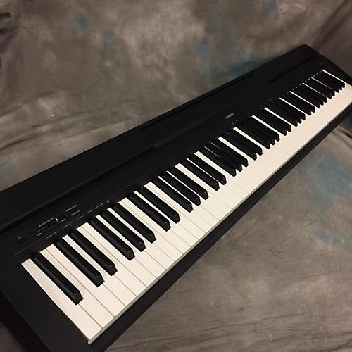 used yamaha p45b portable keyboard guitar center