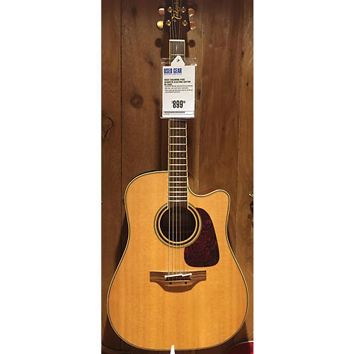Takamine P4DC Acoustic Electric Guitar-thumbnail