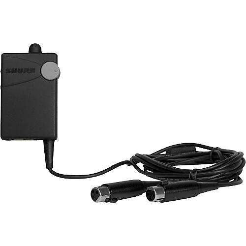 Shure P4HW Hardwired Bodypack for PSM 400 Systems