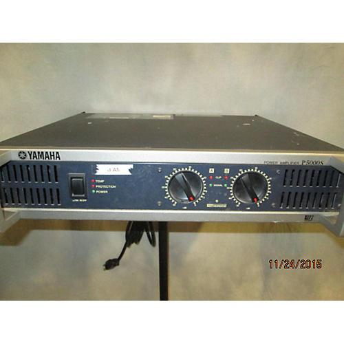 Yamaha P5000S Power Amp