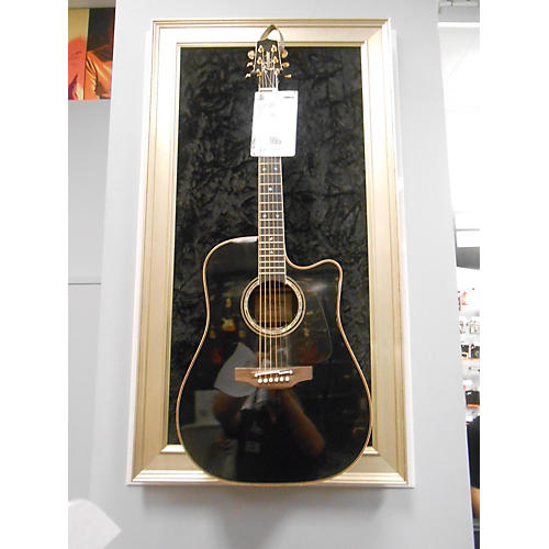 Takamine P7DC Acoustic Electric Guitar-thumbnail