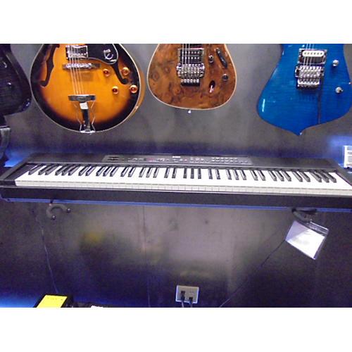 used yamaha p80 digital piano guitar center. Black Bedroom Furniture Sets. Home Design Ideas