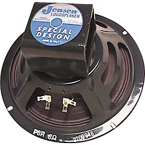 Jensen P8R 25 Watt 8 inch Replacement Speaker by Jensen
