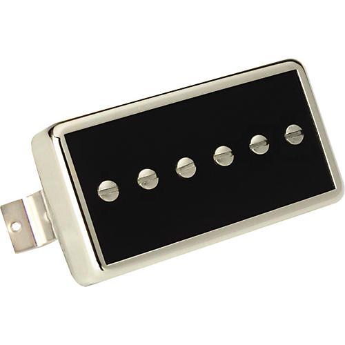 Gibson P94R Neck Pickup Black Chrome Cover