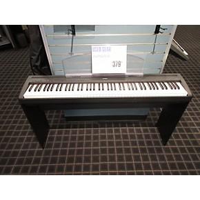 used yamaha p95 88 key w l85 keyboard stand digital piano guitar center. Black Bedroom Furniture Sets. Home Design Ideas