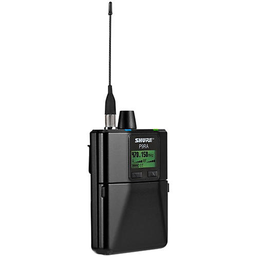 Shure P9RA Rechargeable Bodypack Receiver-thumbnail
