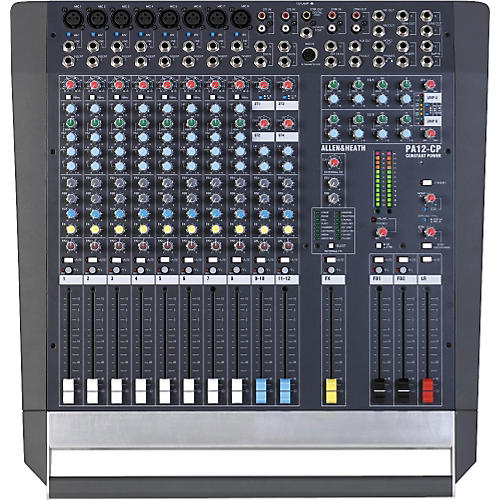 Allen & Heath PA 12-CP Powered Mixer-thumbnail