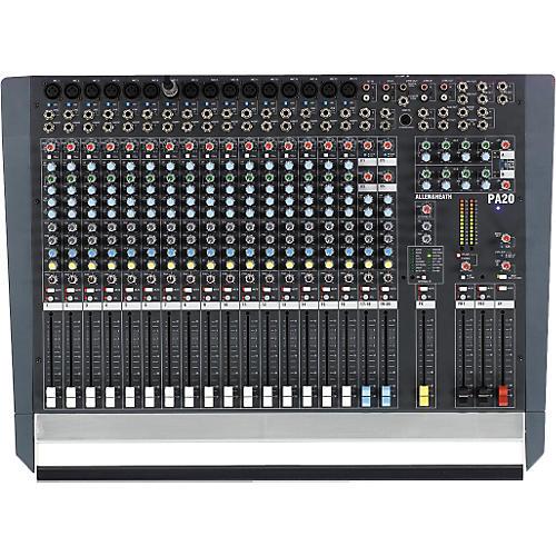 Allen & Heath PA 20 Mixer