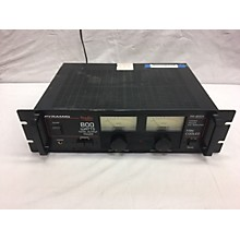 Pyramid PA-800X Power Amp