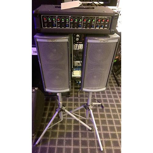 Kustom PA120 PROFILE ONE Sound Package-thumbnail