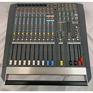 Pre-owned Allen and Heath PA12CP Powered Mixer by Allen & Heath