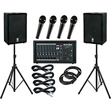 Gear One PA2400 / Yamaha A12 PA Package