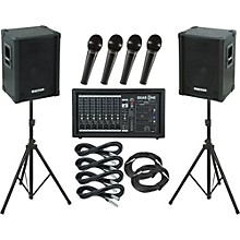 Live Sound Packages Guitar Center