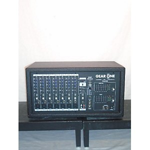 Pre-owned Gear One PA2400 Powered Mixer by Gear One