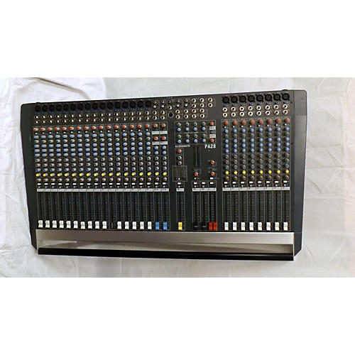 Allen & Heath PA28 Unpowered Mixer-thumbnail