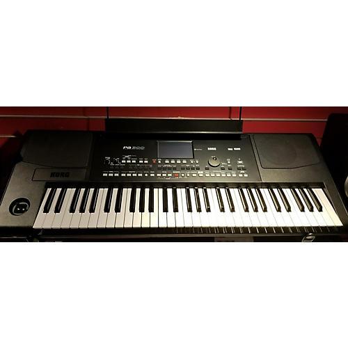used korg pa300 keyboard workstation guitar center. Black Bedroom Furniture Sets. Home Design Ideas